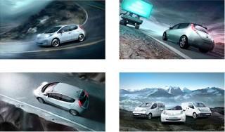 more car commercial frames for Nissan, Client: Demon (London), 2015 © Jan Philipp Schwarz
