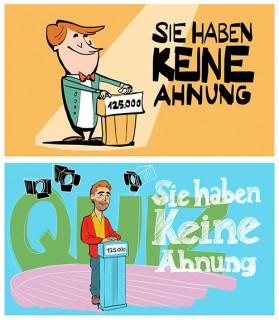 Design of the trailer for a new TV game show on Kabel1. Client: ProSiebenSat.1 Media 2016 © Jan Philipp Schwarz