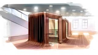 Visual for Zott's new headquarters, client: Manufaktur Design München, 2016 © Jan Philipp Schwarz
