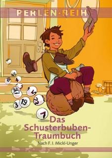 """Cover illustration for """"Das Schusterbuben-Traumbuch"""", Client: Perlen-Reihe, 2014 © Jan Philipp Schwarz"""